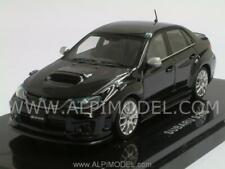 Subaru S206 2011 Black 1:43 EBBRO 44783