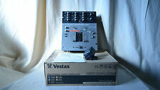 Vestax PMC-05 PROIII VCA Professional DJ Scratch Mixer w/ box, power supply