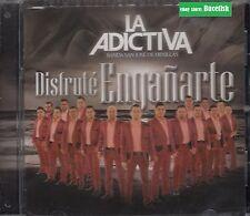 La Adictiva Banda San Jose De Mesillas Disfrute Enganarte CD New Nuevo sealed