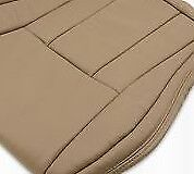 Toyota 4Runner leather Seat cover 1998-99 L.H bottom  Tan OEM Replacement