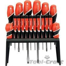 Yato professional precision screwdriver set 18 pcs, magnetic tips torx (YT-25982