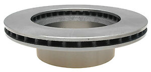 Frt Disc Brake Rotor ACDelco Advantage 18A121A