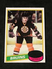 1980 Topps - Ray Bourque RC HOF #140 - PACK FRESH MINT