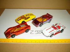 Konvolut Nr. 298 MATCHBOX-LESNEY Datsun, Chevrolet, Countach, Hairy