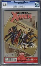 Wolverine & The X-Men (2011 Series) #27AU CGC 9.8