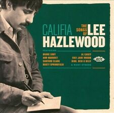 VARIOUS ARTISTS - CALIFIA: THE SONGS OF LEE HAZLEWOOD NEW CD