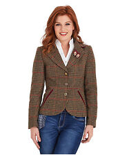 Checked Blazer Coats & Jackets for Women