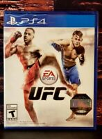 EA Sports UFC - PS4 - Sony PlayStation 4 - Brand NEW Sealed