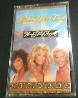 Dolly Parton Loretta Lynn Tammy Wynette Honky Tonk Angels Cassette NWOT 1993