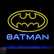 "Batman Comic Hero Neon Sign 24""x20"" From Usa"