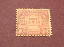 Us Stamp Scott# 701 Arlington Amphitheater 1931 Mh C254