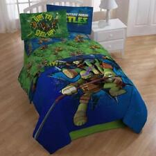 Tmnt - Twin Microfiber Sheet Set (Includes 2 Sets. Great for bunk beds!)