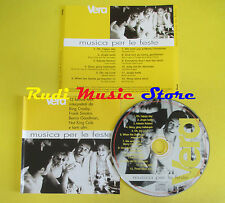 CD MUSICA PER LE FESTE compilation PROMO 2001 CROSBY SINATRA (C2) no lp mc dvd