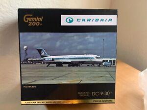 Gemini Jets 1:200 Caribair Puerto Rico DC9-30 ~ G2CRB942 ~ N938PR