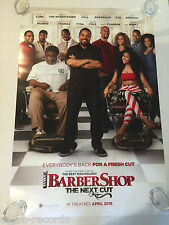 Barber Shop The Next Cut Theater Original Movie Poster One Sheet DS 27x40