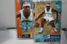 2003 McFarlane NBA Series 3 Baron Davis #1 New Orleans Hornets Action Figure New