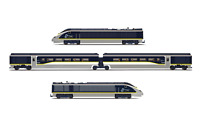 Hornby R3215 OO Gauge Eurostar Class 373 1 e300 Train Pack