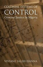 Colonial Systems of Control: Criminal Justice in Nigeria (Alternative