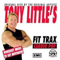 Cardio Pop - Music CD - Little, Tony -  2003-12-09 - The Right Stuff - Very Good