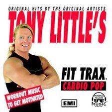 Tony Little's Fit Trax: Cardio Pop by Tony Little (CD, Dec-2003, The Right Stuff