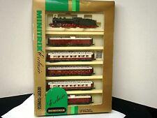 Minitrix N Scale Orient Express Trains - LN Condition. MINITRIX ORIENT EXPRESS