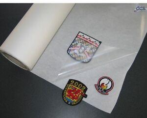BSN-Thermofolie, bügelbare Beschichtung Aufnäher Patches selbstklebend ausrüsten