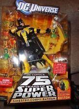 DC UNIVERSE SERIES SINESTRO CORPS BATMAN FIGURE MIB