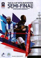 * 2013 FA CUP SEMI-FINAL - MILLWALL v WIGAN ATHLETIC *
