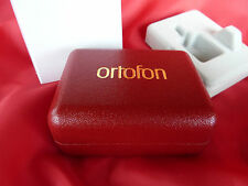 ORTOFON SPU-A SHELL PROTECTIVE CASE/ BOX AND TRAY MINT BOXED