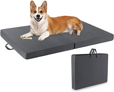 New listing Furpezoo Outdoor Dog Beds Camping34.6X22X2in,Portab le Waterproof Dog Beds for