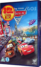 Cars 2 Two Walt Disney Pixar Air Mater Hawaiian Vacation Kids DVD New Sealed