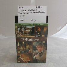 Brand new The Waltons The Complete Second Season DVD box set 0613