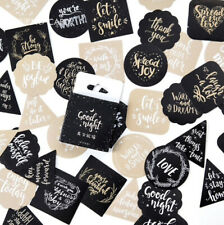 Travel Sticker Blessing Quotes DIY Journal Diary Scrapbooking Craft 45pcs