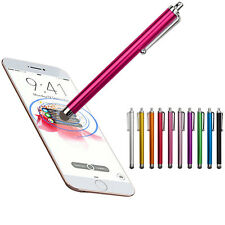 10 Pcs  Multicolor Metal Touch Screen Pen Stylus For Tablet PC All Smartphont