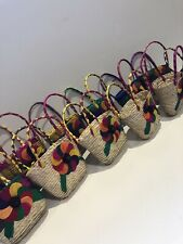 12 Mexican Goody Bags.