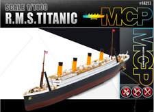 Academy 1/1000 Scale R.M.S Titanic Plastic Model Kit #14217