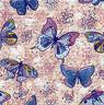4 Motivservietten Servietten Napkins Tovaglioli Schmetterlinge (027)