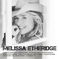 MELISSA ETHERIDGE - ICON  CD NEU