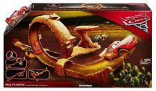 Mattel DVF40 Disney Pixar Cars 3 Willy's Butte Transforming Track Set