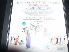 Cinderella (Roger & Hammerstein's ) Soundtrack CD Ft Julie Andrews – Like New
