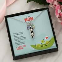 To My Badass Mom Necklace Mother\u2019s Day 2021 Gift Gift For Mom For Mother/'s Day