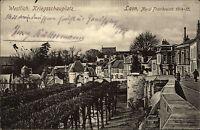 1. Weltkrieg World War I. Feldpostkarte Laon Westfront 1915 Feldpost gelaufen