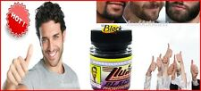 Black Phomthong Cream Stimulate Growth Thick Eyebrows Beard Mustache Facial Hair
