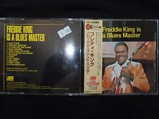CD FREDDIE KING / IS A BLUES MASTER / JA¨PAN PRESSAGE / RARE /