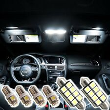 LED SMD INNENRAUMBELEUCHTUNG AUDI S3 8L A3 8P 8PA A4 B6 B7 A6 C6 4F C5 Q7 A8 D2