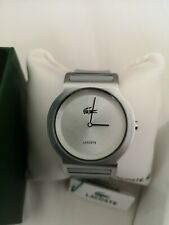 Lacoste Watch Gray Sliver