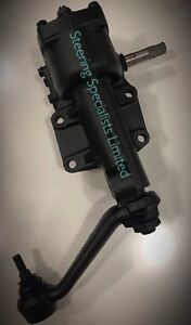 Land Rover Defender Manual Steering Box Remanufacturing Service