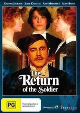 The Return Of The Soldier dvd New And Sealed