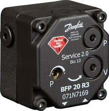 Danfoss Oil Pump Bfp 20 R3 071N7169 Replaces 071N0169 Burner Pump Oil Pump