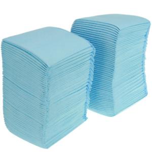 40 empapadores absorbentes de 60 x 60 cm. Toallas de entrenamiento para perros